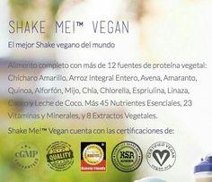 El mejor Shake Vegano del mundo www.facebook.com/VivriLivingHealthy
