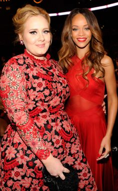 Rihanna Congratulates Adele, Stays Silent on Seth MacFarlane's Chris Brown Jab Moda Rihanna, Rihanna Fenty, Beyonce, Chris Brown, Style Rihanna, Grammys 2013, Celebrity Crush, Celebrity Style, Fantasy