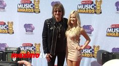 Ava Sambora & Richie Sambora Radio Disney Music Awards 2014 Red Carpet #...