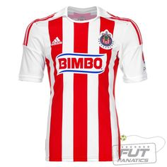 Nova Camisa do Chivas Guadalajara!