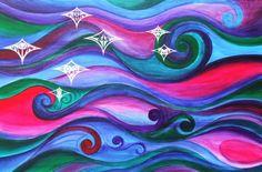 Trendy maori art for kids crafts Easy Canvas Art, Canvas Art Quotes, Maori Designs, Nz Art, Maori Art, Teaching Art, Teaching Ideas, Art Classroom, Art Activities