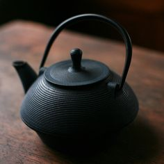 Japanese Iron Teapot