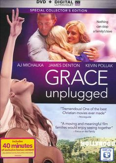 Grace Unplugged: Special Collector's Edition, DVD + Digital Copy I don't like this movie