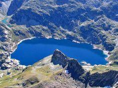Les plus beaux coins de France: Lac d'Artouste - Pyrennèes