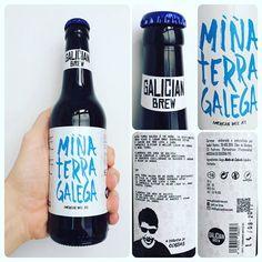 #cataBeerWars 1: Miña Terra Galega de @galicianBrew. Sabor suave fresca y ligera amargor bien balanceado con las maltas. De menos a más en trago y con un gran retrogusto. De final seco.   @soloArtesanas @beerwarsgame