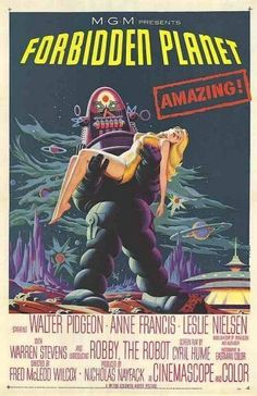 Forbidden Planet (1956) - Pictures, Photos & Images - IMDb