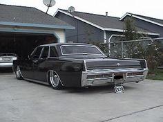PAPPYOSO's 1966 Lincoln Continental in CASTROVILLE, CA