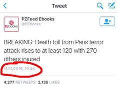 http://www.inspiretochangeworld.com/2015/11/paris-attack-reported-on-wikipedia-and-twitter-before-it-happened/