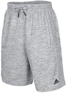 Adidas Men s ID Heather Shorts  MensFashionShorts Bermuda Moletom c5e8fa5c6e0ce