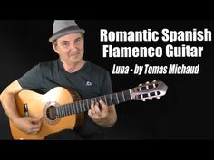 Romantic Instrumental Music, Flamenco Guitar Lessons, Video Sh, Guitar Lessons For Beginners, Guitar Tips, Playing Guitar, Acoustic, Music Instruments, Nervous System