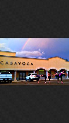 My happy Place- CASAYOGA