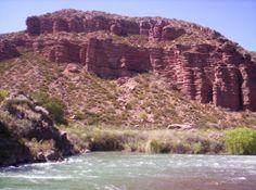 Cañon del Atuel - San Rafael - Mendoza