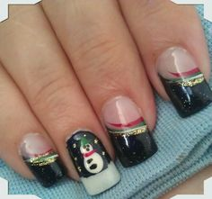 My nail art, and nail art that caught my eye. This is my de-stress relaxation hobby for sure!