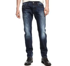 G-Star 3301 Low-Rise Tapered Jeans, Medium Aged Wash