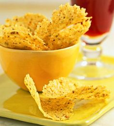 Parmesan Crisps ~ Pistachios add a little extra texture and subtle flavor to these cheesy snacks or appetizers. Thanksgiving Appetizers, Thanksgiving Recipes, Holiday Recipes, Winter Recipes, Raw Food Recipes, Appetizer Recipes, Cooking Recipes, Drink Recipes, Healthy Recipes