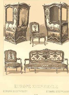 Jane Austen's World -- Sedan Chairs: An Efficient Mode of Transportation in Georgian London & Bath (Image is The 18th Century Sedan Chair from Georgian Index)
