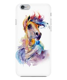 Graphic Horse - Phone Case
