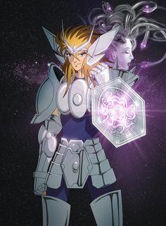 Argol Perseus - Saint Seiya - The Original Pride - Gabitos