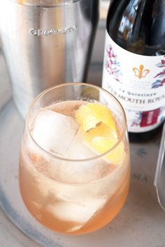 Gin Sling Cocktail Recipe | cakenknife.com