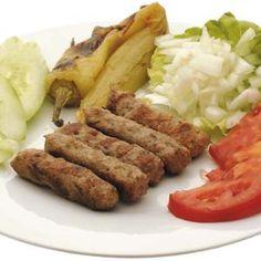 Csevapcsicsa - Megrendelhető itt: www.hu - A vizuális ételrendelő. Sausage, Beef, Food, Meat, Sausages, Essen, Meals, Yemek, Eten