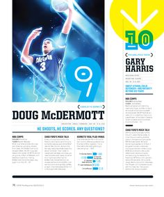 ESPN Magazine - 2014 NBA Draft