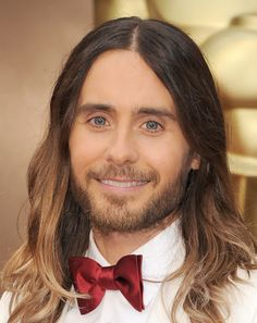 Jared Leto, handsome as ever at the Oscars