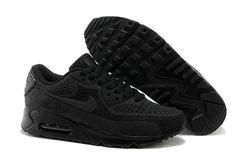 New MAX90 Man Shoes black