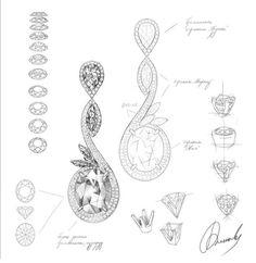 716 fantastiche immagini su disegni nel 2020 gioielli for Design di gioielli