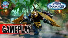 Skylanders Imaginators Starcast Gameplay Preview