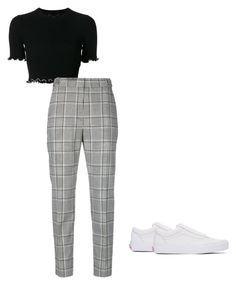 """""""Untitled #135"""" by katerinavra on Polyvore featuring Alexander Wang and Vans"""