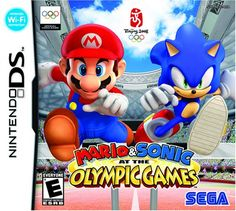 Mario & Sonic At The Tokyo 2020 Olympic Games has been officially announced for Nintendo Switch during Sega FES! Sega also revealed three other Olympic title. Pikachu, Pokemon, Ds Games, Games To Play, Super Mario Bros, Nintendo Ds Mario, Buy Nintendo, Nintendo Switch, Sonic The Hedgehog