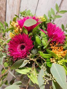 Flowers 😍 #bouquet#messy#eucalyptus#pistasj Bouquet, Flowers, Plants, Florals, Planters, Bouquets, Flower, Blossoms, Plant