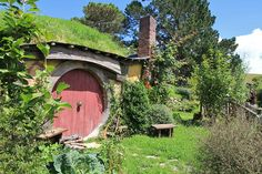 Hobbiton by ali_gata1970 on Flickr.