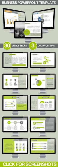 Business Powerpoint Presentation - Presentation Templates