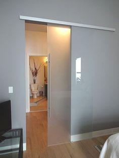 Single Barn Doors | Creative Mirror U0026 Shower