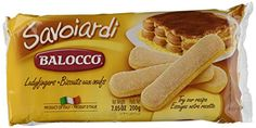 Authentic Balocco Savoiardi Ladyfingers (7.05 Oz), ,