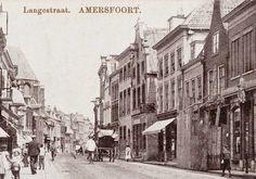 Amersfoort: Langestraat (ca. 1900)