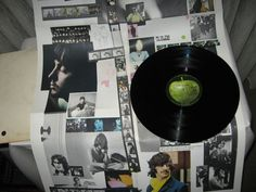 Beatles, The - The Beatles FRANCE 2xLp Cards+Poster