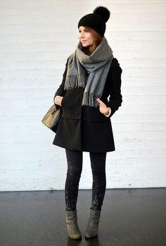 black, white & grey - Mariannan