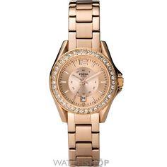 Ladies' Fossil Mini Riley Watch