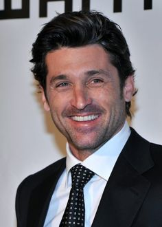 Grey's Anatomy Wallpaper Season 10 | Patrick Dempsey pictured at the 2008 Whitney Museum of American Art ...