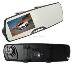 HD 1080P Dash Cam Video Record Recorder Rearview Mirror Car Camera Vehicle DVR - https://www.xing.com/profile/Todd_Lewis2/activities