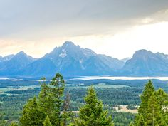 Hiking the Grand View Point Trail in Grand Teton National Park gets you to one of the finest views in the Tetons. Experience the true mountain majesty!