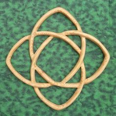 MEANING: This Celtic Knot, consists of 4 circles carved into one continuous line. The circles represent; Natural, Energy, Emotional and Spiritual healing, woven to achieve a holistic balance for wellness and healthy living.