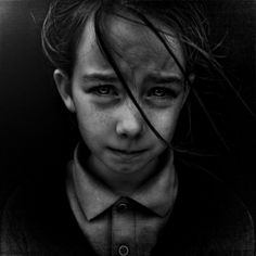Black and White Portraits by Lee Jeffries | Ismael Burciaga
