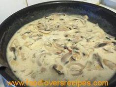 LEKKER SAMPIOEN SOUS - Food Lovers Recipes
