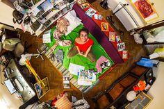 Jóvenes del mundo retratados en sus dormitorios: radiografía visual de una generación | Verne EL PAÍS