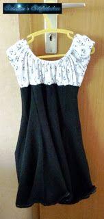 Kleid für meine Große (Schnitt: Elodie)
