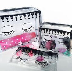 New Miss Etoile Make-up Bags || www.homearama.co.uk