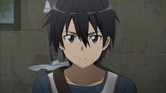 Kirito in SAO